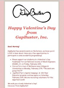 vday email